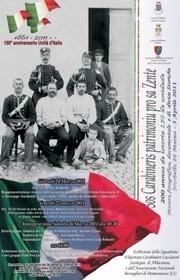 Celebrazioni per i 150° anniversario dell'Unità d'Italia