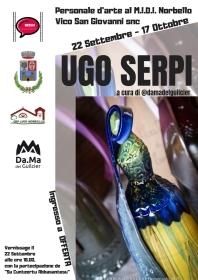 Ugo Serpi - personale d'arte